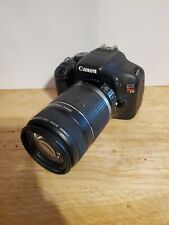 Canon EOS Rebel T2i DSLR Camera 55-250MM Lens