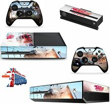 NEED FOR SPEED PAYBACK XBOX ONE *TEXTURED VINYL ! * PROTECTIVE SKIN DECAL WRAP
