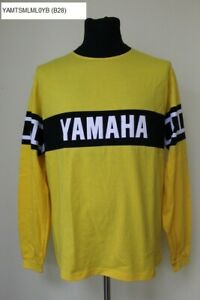 Link Man Sleeve Long Laguna Seca (Size / Eu Size L) Men's T Shirt Yamaha