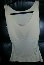 SPANX By Sara Blakely Cami/Tank Top  Shaping Smoothing Slimming Size M Nude