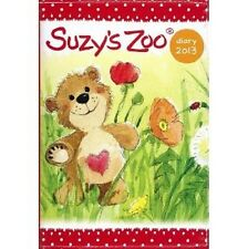 Suzy's Zoo diary 2013 Book