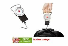 Accurate luggage scale for weighing suitcases and luggage 22Kg 50Lbs capacity