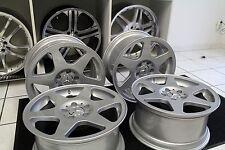 Original Mercedes llantas de aluminio conjunto de llantas pulgadas 17 evo w201 190e 2,5 16v Evolution