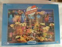 Santa's Midnight Magic 1000 Piece Jigsaw Christmas Puzzle Gibsons