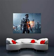BATTLEFIELD 4 XBOX ONE PS4 PS3 GAME PC NEW GIANT WALL ART PRINT POSTER OZ1040