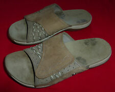 Merrell Lilyfern Leather Sandals, Women's 7 US (38 EU) - Light Brown