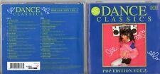 RARE  Dance ClassicsPop Edition Vol. 52 CDRDM2262011 24-TRACK MAXI VERSIONS