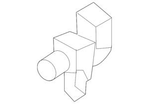 Genuine Kia Camshaft Position Sensor 39350-25010