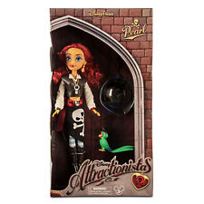 """NEW! Disney Parks Pirates of the Caribbean Attractionistas PEARL 12"""" Doll Figure"""