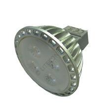 MR16 12 V 24 V (10-30 V) 5 W DC GU5.3 Bombilla LED Blanco Cálido 30 grados Caravana Barco 0609