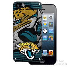 Official Licensed NFL Jacksonville Jaguars iPhone SE/5S/5 Slim Case Hard Cover