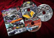 Official Street Machine SUMMERNATS 29 DVD! 3 Disc Set