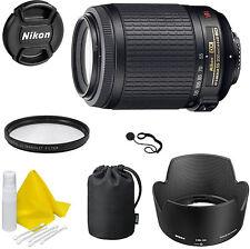 Nikon Zoom-Nikkor 55-200 mm F/4-5.6 DX G SWM AF-S VR IF A/M ED Lens