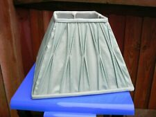 Vintage Square Fabric Table Lamp Shade Light Green