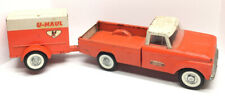 Nylint Ford 100 Twin I Beam Suspension Pickup Truck Uhaul w/ Trailer