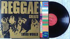THIRD WORLD,Reggae Greats,Vinyl LP,1984,VG,Mango Island