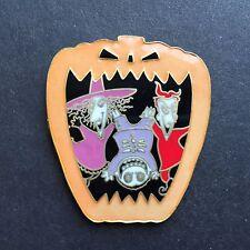 JDS - NBC Pumpkin w/ Lock , Shock & Barrel Boxed Pin LE 1000 Disney Pin 26251