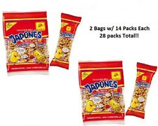 DE LA ROSA CACAHUATE JAPONES 28ct (2 BAGS), Nishiyama Peanuts Mexican Cacahuates