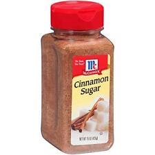 McCormick Cinnamon Sugar MCP 15 Ounce