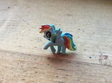 Pony Ring Blue Handmade My Little Pony Adjustable Cute Retro