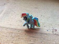 Pony Ring Blue Handmade My Little Pony Adjustable Cute Retro