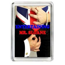 Entertaining Mr Sloane. The Play. Fridge Magnet.
