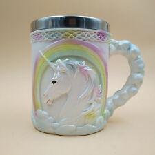 Personalised Funny Unicorn Coffee Mug Beer Cup Christmas Halloween Present Gift