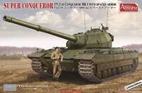 Amusing Hobby 35A013 1/35 British Heavy Tank FV214 Conqueror MK.I w/Spaced Armor