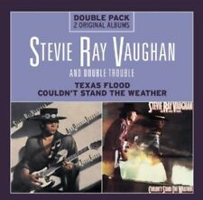 Steve Vaughan Ray &D - Texas Flood/Couldn't Stand the Weather [New CD]