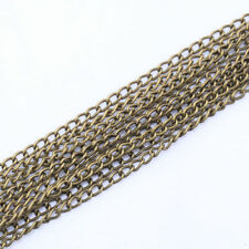 G-SCALE Metal Chain For Log Cars, Securing Flat Car Loads, Cranes, Construction