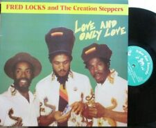 FRED LOCKS & THE CREATION STEPPERS ~ Love & Only Love ~ VINYL LP