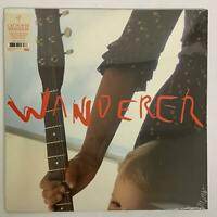 CAT POWER ‎– WANDERER LIMITED EDITION HEAVYWEIGHT CLEAR VINYL LP (SEALED)