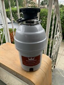 Waste King L-8000 Garbage Disposal With Power Cord, 1 Hp New