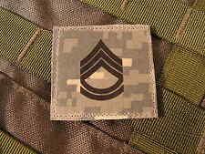 Galon US - SERGEANT 1ST CLASS - grade scratch ACU DIGITAL rank insignia