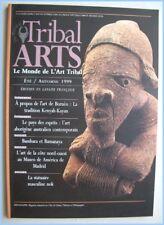 REVUE TRIBAL ARTS - AFRIQUE ASIE OCEANIE AMERIQUE - N° 21