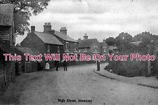 BU 220 - High Street, Stewkley, Buckinghamshire c1908 - 6x4 Photo
