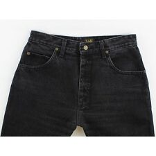 Lee Humour Mens Charcoal  Baggy Straight  Jeans  W30 L29 (16746)