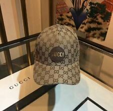 Authentic GUCCI GG Canvas Baseball HAT [FREE & FAST DELIVERY]