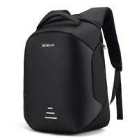 Anti-theft Men Womens Laptop Notebook Backpack+USB Charging Travel School Bag