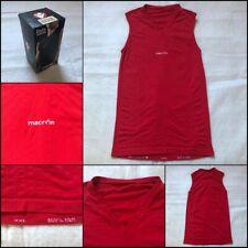 New listing Macron Beta Technical Undershirt Thermax Fabric Red XXL Sleevesless 2XL