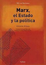 Marx, el estado y la política. NUEVO. Nacional URGENTE/Internac. económico. POLI