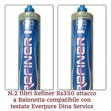 Refiner RS350 N.2  per purificatore acqua casa bar