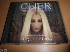 CHER single CD Song for the Lonely 7 TRACKS