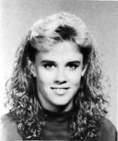 JENNY McCARTHY 1988 Mother McCauley High School Yearbook