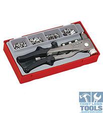 Teng Tools 81 PCE Heavy Duty Nut Sert Set TTNR81