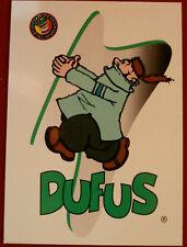 POPEYE - Individual Card #24 - Dufus - Card Creations - 1994