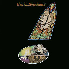 GRACIOUS-this is... GRACIOUS!!! - VINILE LP re-release (UK 1971)