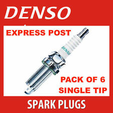 DENSO SPARK PLUG MA16PR-U X 6 - Ford FALCON XA XB XK XL XM XY XW MUSTANG CORTINA