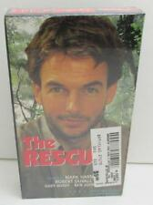 $0 ship sealed VHS video THE RESCUE movie MARK HARMON rubert duvall GARY BUSEY