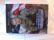 2008 Topps Armed Forces Fans of the Game Card Singles  (YOU PICK CARDS)